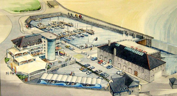 Porthcawl Maritime Centre Project - Harbourside